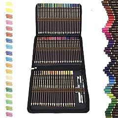 72 Set,Zeichnen Bleistifte Profi Art