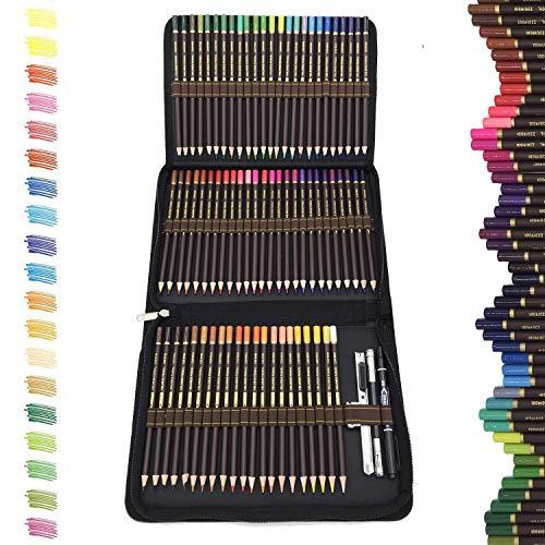 Lapices De Colores Profesional 160 Marca ZZONEART