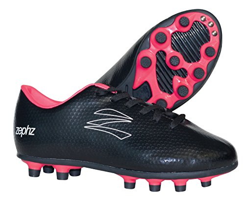 zephz Wide Traxx Soccer 2.0 Cleat Youth 3.5