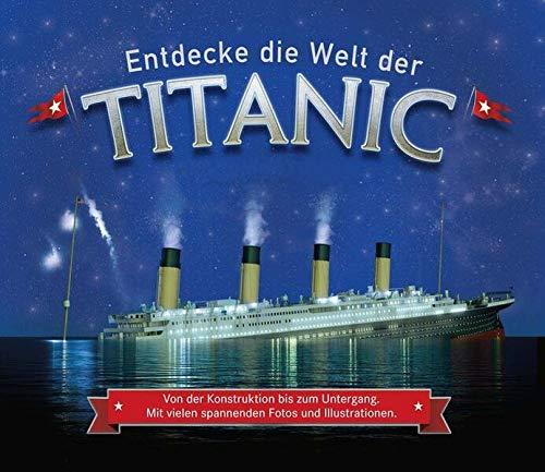 Entdecke die Welt der Titanic: Von der Konstruktion bis zum Untergang