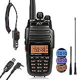 TYT UV8000E 10W High Power Dual Band VHF UHF Two-Way Radio Ham...