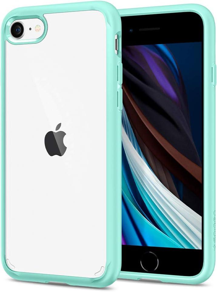 Spigen Ultra Hybrid [2nd Generation] Designed for iPhone SE 2020 Case/Designed for iPhone 8 Case (2017) / Designed for iPhone 7 Case (2016) - Mint