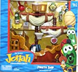 VeggieTales Jonah Pirate Ship Playset