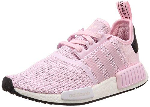 adidas Damen NMD_R1 Fitnessschuhe, Pink (Roscla/Ftwbla/Negbás 000), 36 2/3 EU