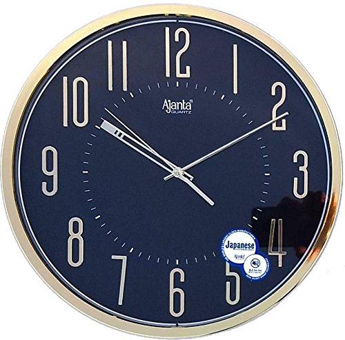 Ajanta Analogue Abstract Wall Clock