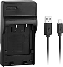 EN-EL19 Replacement USB Fast Charger for Nikon ENEL19 Battery, Coolpix S32, S2500, S2800, S3100, S3600, S4100, S4400, S5200, S5300, S6500, S6600, S6700, S6800, Replaces of MH-66 Charger