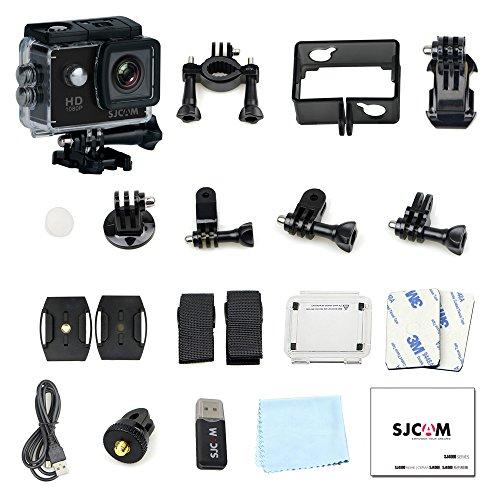 SJCAM SJ4000 WiFi 12MP Full HD WiFi Sports Action Camera 170°Wide FOV 30M Waterproof DV Camcorder