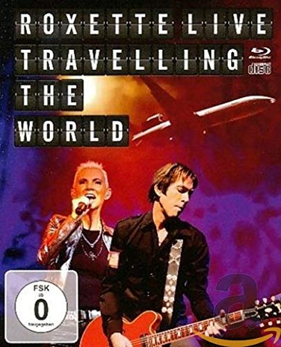Live Travelling The World (B.Ray+Cd)