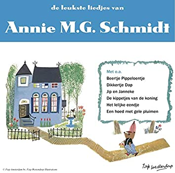 De leukste liedjes van Annie MG Schmidt Deel 1