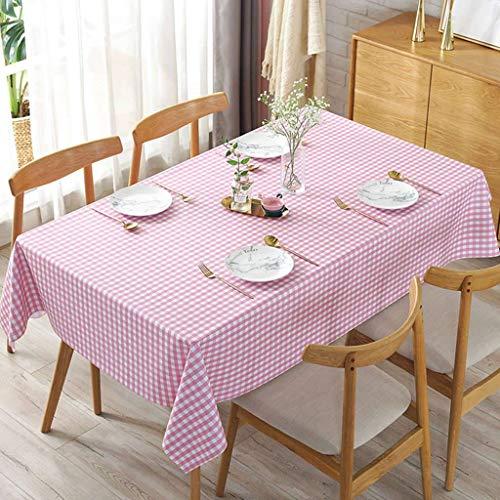BEIGOO Nappe PVC Moderne,Haute Qualité Rectangulaire Lavable Anti Tache Table Cover pour Salle à Manger Pique Nique Barbecue Exterieur Cuisine Salon Salle de Travail-O-40x50cm(16x20inch)