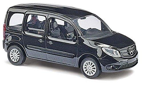 Busch Voitures - BUV50652 - Modélisme - Mercedes-Benz - Citan Combi - Noir Métallisé