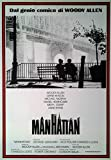 Woody Allen: Manhattan (1978) | Import Filmplakat, Poster