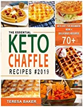 Keto Chaffle Recipes: Incredible & Irresistibly Low Carb Ketogenic Waffles to Lose Weight, Boost Metabolism and Live Healthy (Keto Redefined)