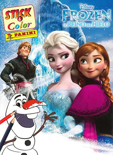 Frozen 2 (Stick & Color)
