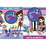 Barbie: Magic of the Rainbow / A Fairy Secret (2 Disc DVD Set) Starring: Diana Kaarina, Adrian Petriw, Britt Irvin, Cassandra Lee Morris, Kate Higgins (Director: William Lau)