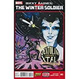 Bucky Barnes Winter Soldier #3 -  Marvel