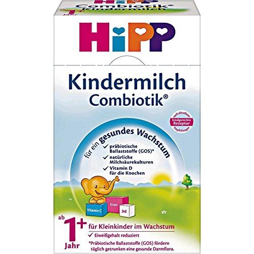 Hipp Kindermilch Combiotik - 1+ 5er pack (5 x 600g)