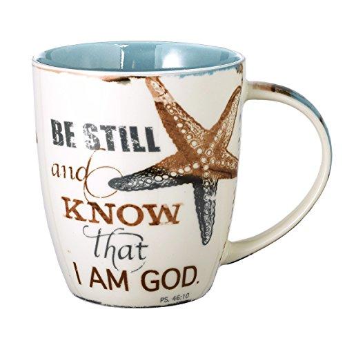 Lighthouse Collection Mug - Psalm 46:10