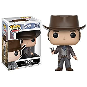 Funko Pop Teddy (Westworld 457) Funko Pop Westworld