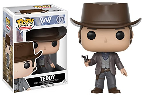 Funko Pop Teddy (Westworld 457) Funko Pop Westworld