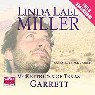 McKettricks of Texas: Garrett audiobook cover art