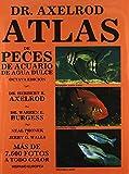 Atlas de peces de acuario de agua dulce (Herakles) de Herbert R. Axelrod (1995) Tapa dura