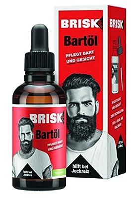 BRISK Bart-Öl Bartpflegemittel für