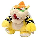 Yijinbo Super Mario Bros King Bowser Koopa Kooper Boss Peluche Animal 22,8 cm