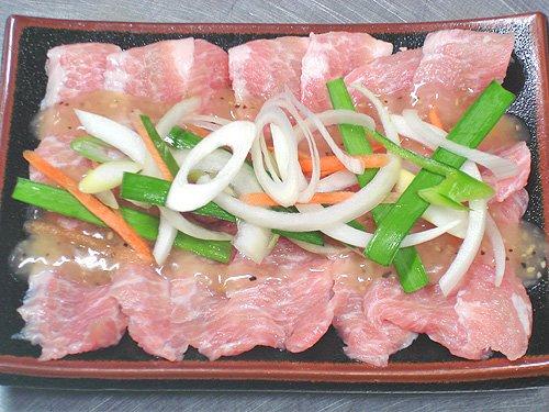 ホルモン屋さんの豚トロ(塩味)300g x6