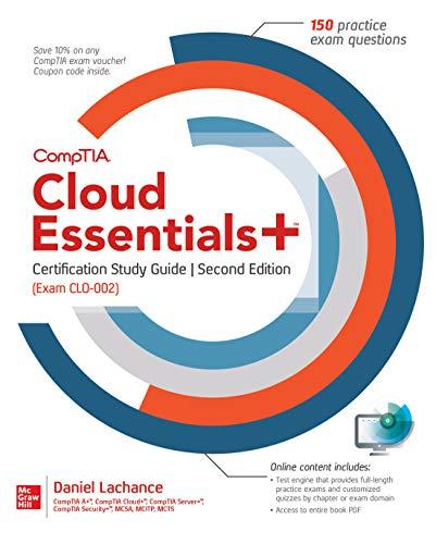 CompTIA Cloud Essentials+ Certification Study Guide, Second Edition (Exam CLO-002) (English Edition)