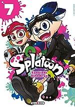 Splatoon T07 de Sankichi Hinodeya