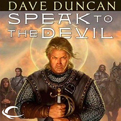 Speak to the Devil audiobook cover art