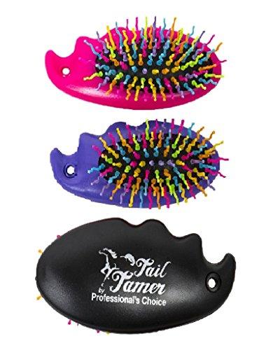 Tail Tamer Mini Rainbow Mane Brush