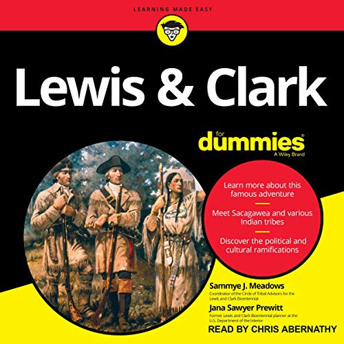 Lewis & Clark for Dummies Titelbild