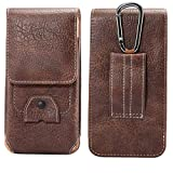 HUUH 5.7 inches Protective Case leather case Bags Pockets