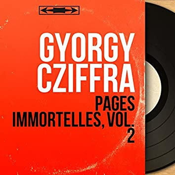 Pages immortelles, Vol. 2 (Stereo Version)