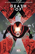 Death of X de Jeff Lemire