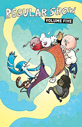 Regular Show Vol. 5 (5)