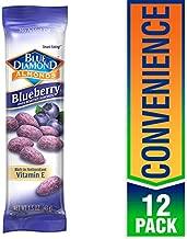 Best blue diamond almonds blueberry flavored Reviews
