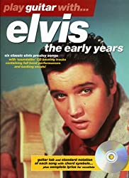 Partition : Presley Elvis Play Guitar With Early Years + Cd