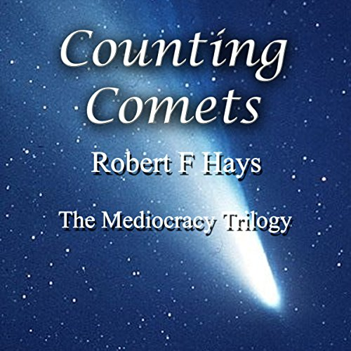 Counting Comets audiobook cover art