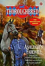 Ashleigh's Farewell (Thoroughbred Series #17)