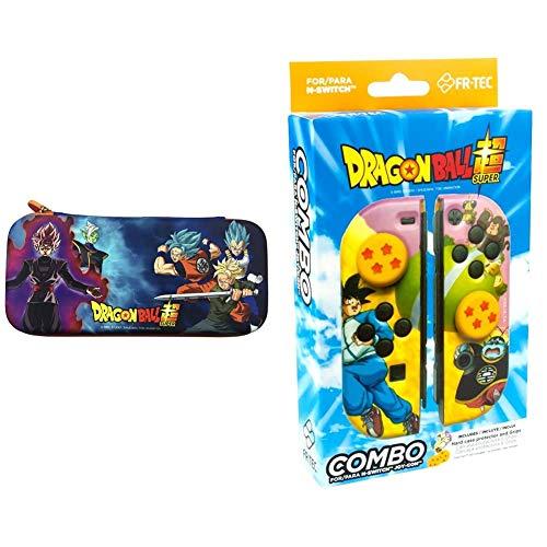 FR-TEC Dragon Ball Super Switch Funda Rigida de Transporte Nintendo Switch + Blade Representaciones FR-TEC Pack Dragon Ball Super Combo Nintendo Switch