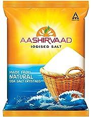 Aashirvaad Salt - Iodised, 1kg Bag
