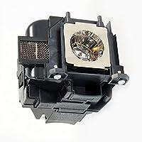 EPSON AMERICA ELPLP78 プロジェクターランプ PowerLite 122/1262W/98/99W/965/S17/W17/X17 (V13H010L78)
