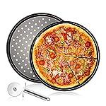 3 Plaques Pizza