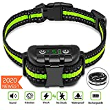 Best Anti Bark Collars - Bark Collar No Bark Collar Rechargeable Anti bark Review