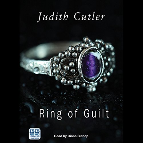 Ring of Guilt audiobook cover art