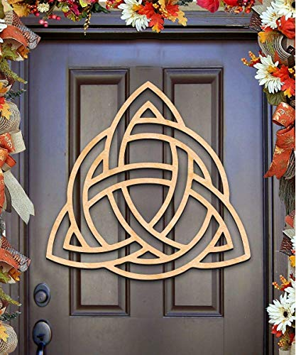 Celtic Trinity Knot Wall Decor And Door Hanger – 93168H-20
