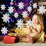 Top 10 Hanging Snowflake Decorations